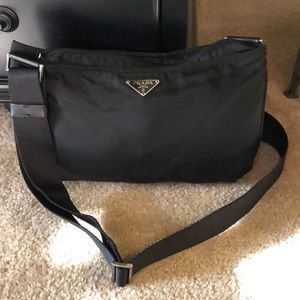 Handbags - Cross Body Nylon Bag